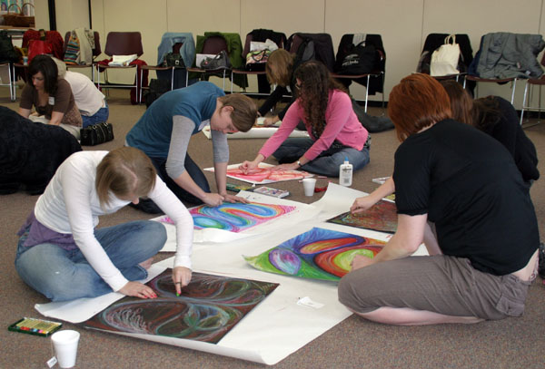 Art Therapy different kinds of colleges