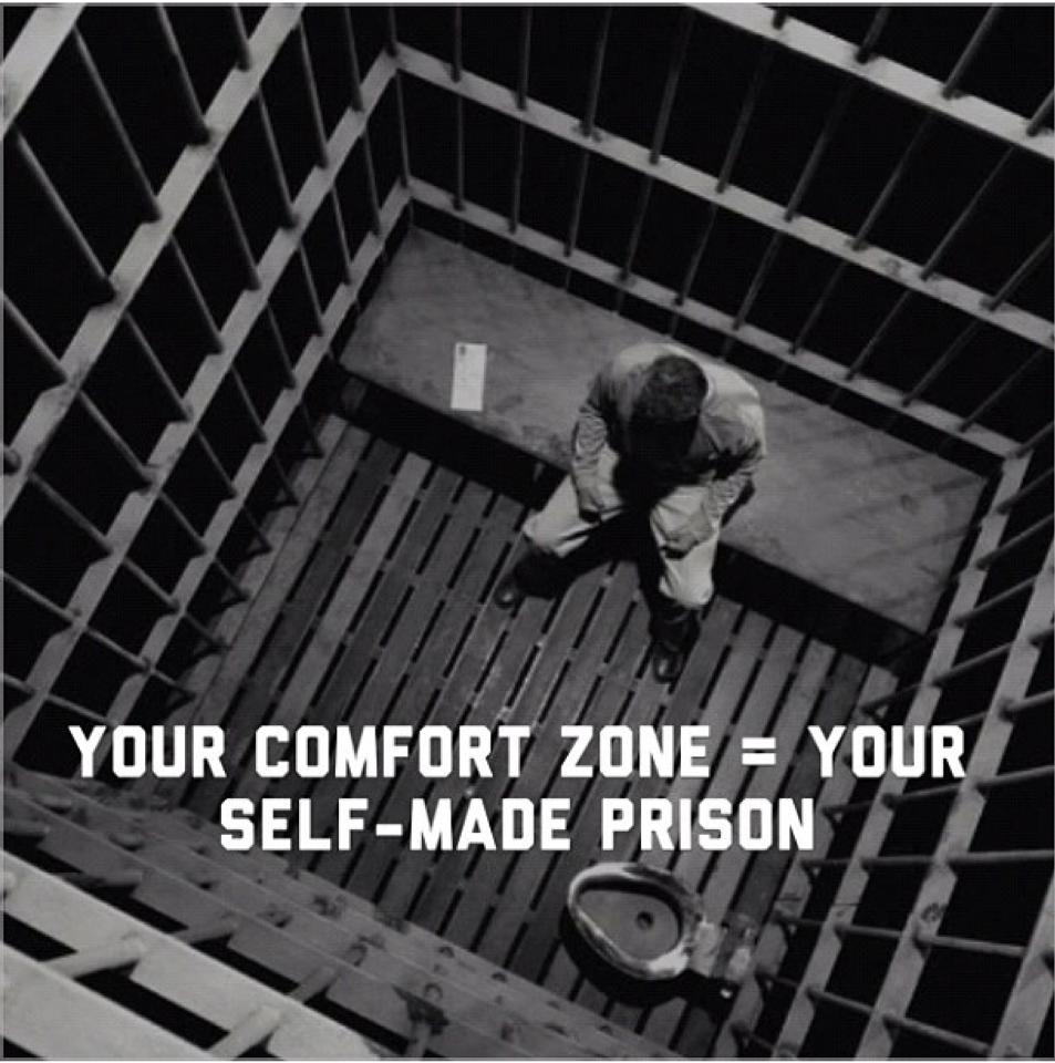 self made prison